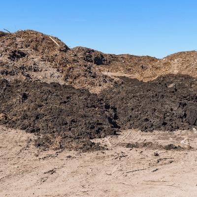 Zand/grond container huren